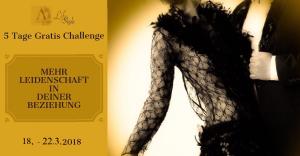 5 Tage Gratis - mehr Leidenschafts - Challenge